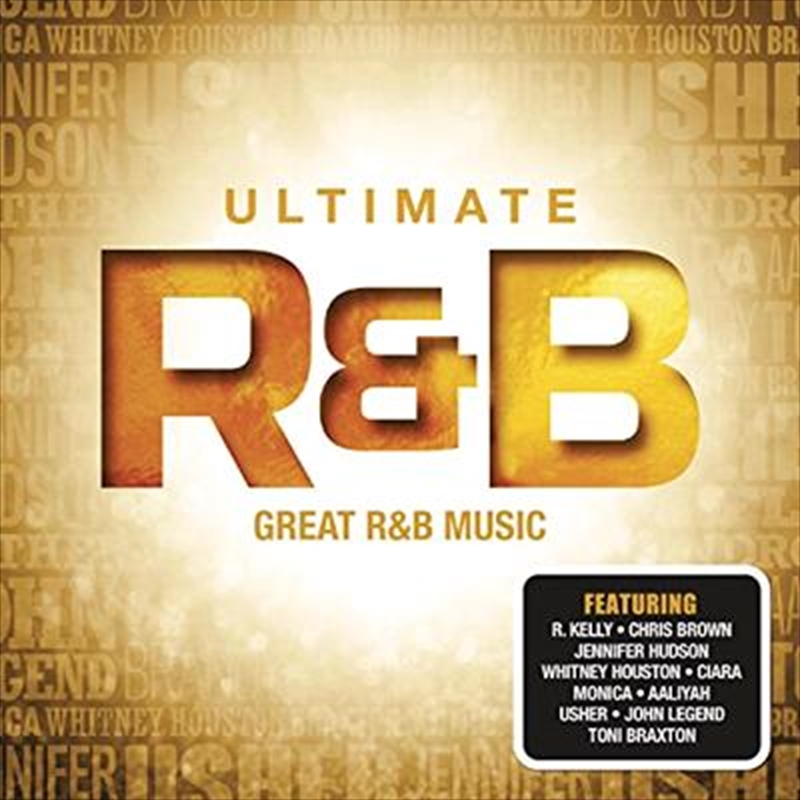 Ultimate R & B | CD