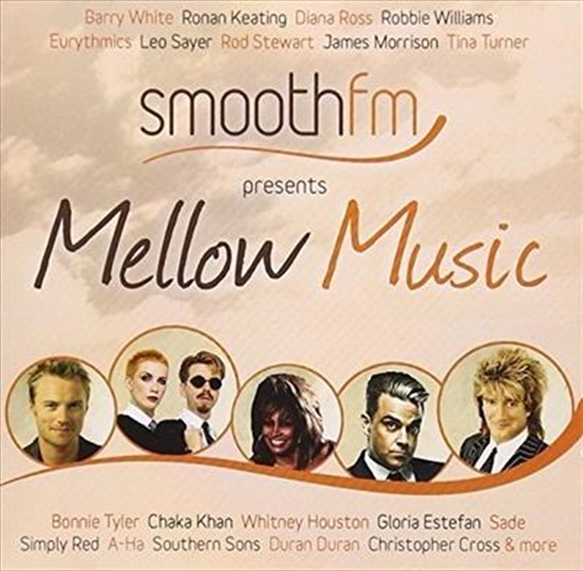 Smoothfm Presents Mellow Music | CD