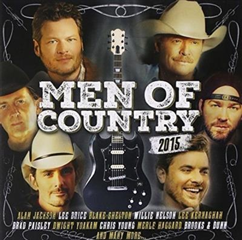 Pictures of country men