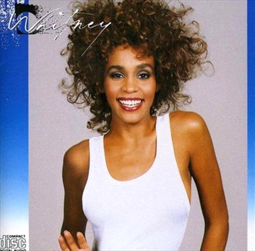 Whitney   CD