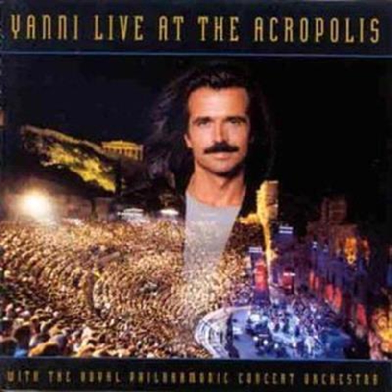 Live At The Acropolis | CD