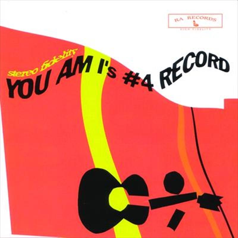 You Am I's #4 Record   Vinyl