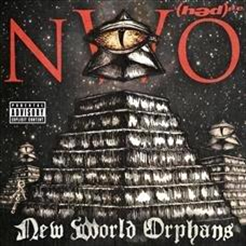 New World Orphans | CD