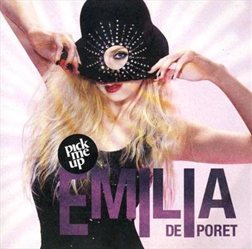 Pick Me Up | CD Singles