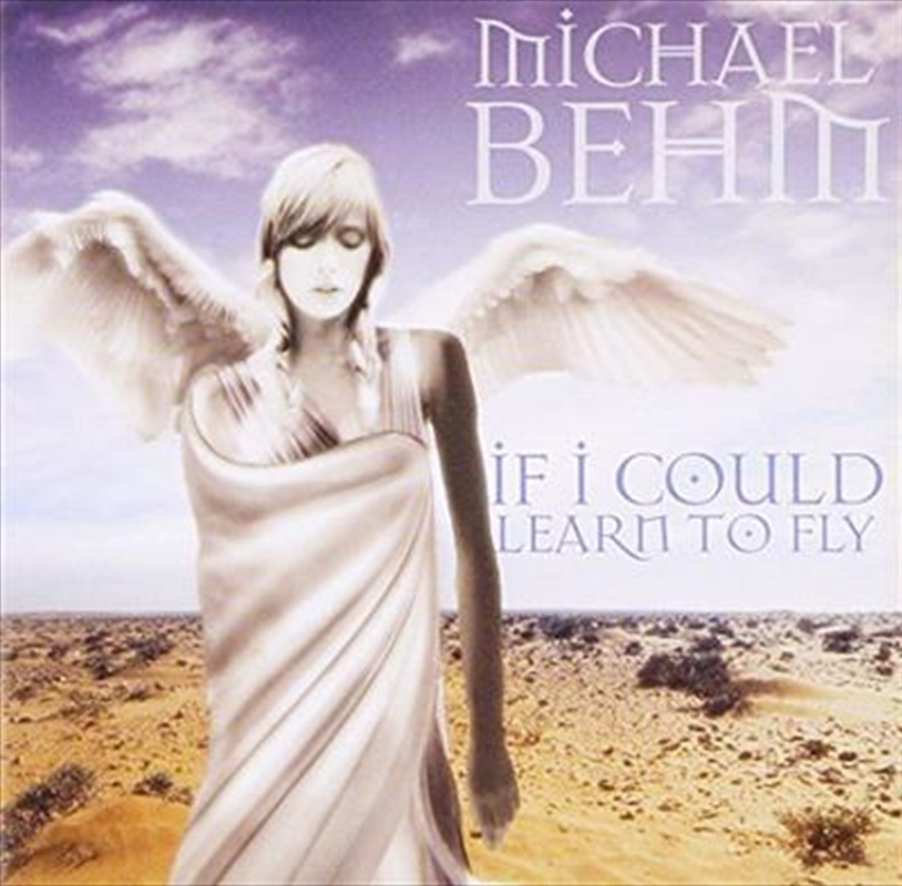 If I Could Learn To Fly | CD Singles