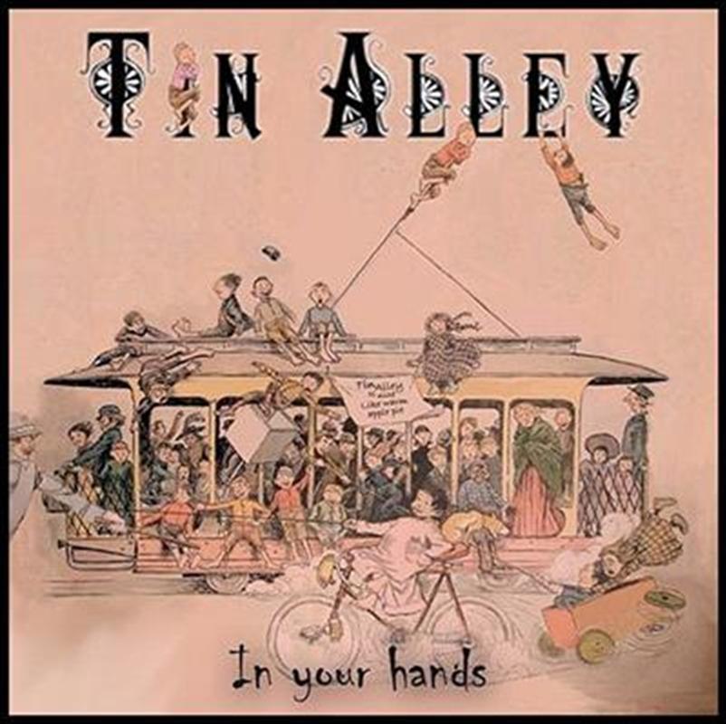 In Your Hands | CD Singles