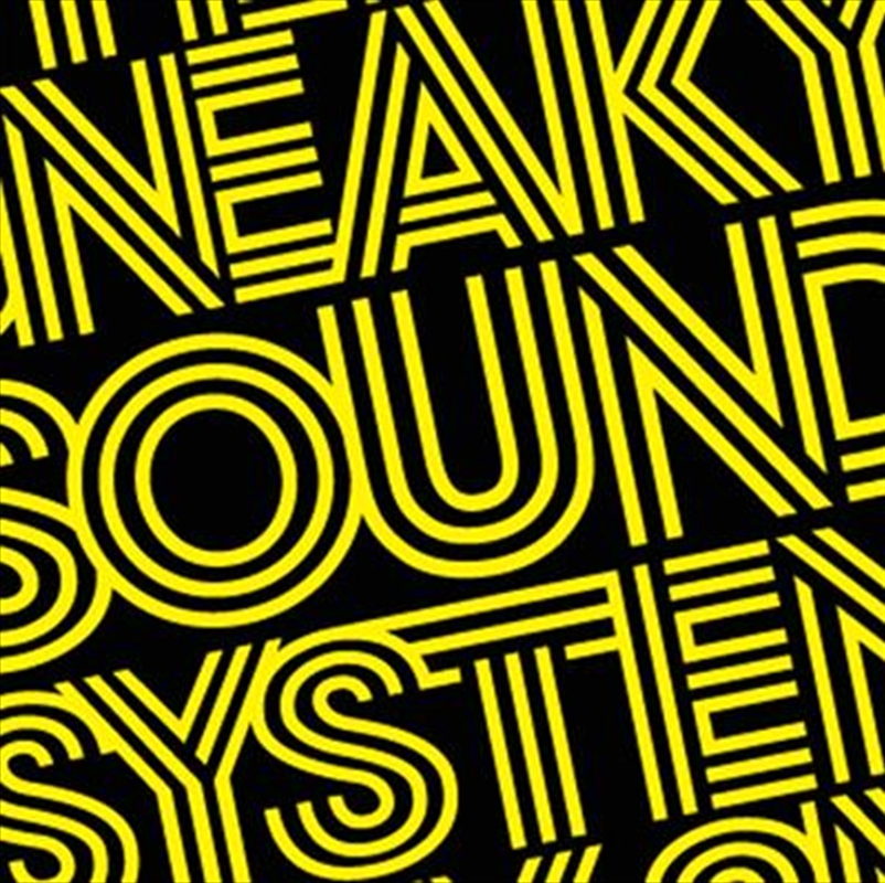 Sneaky Sound System | CD