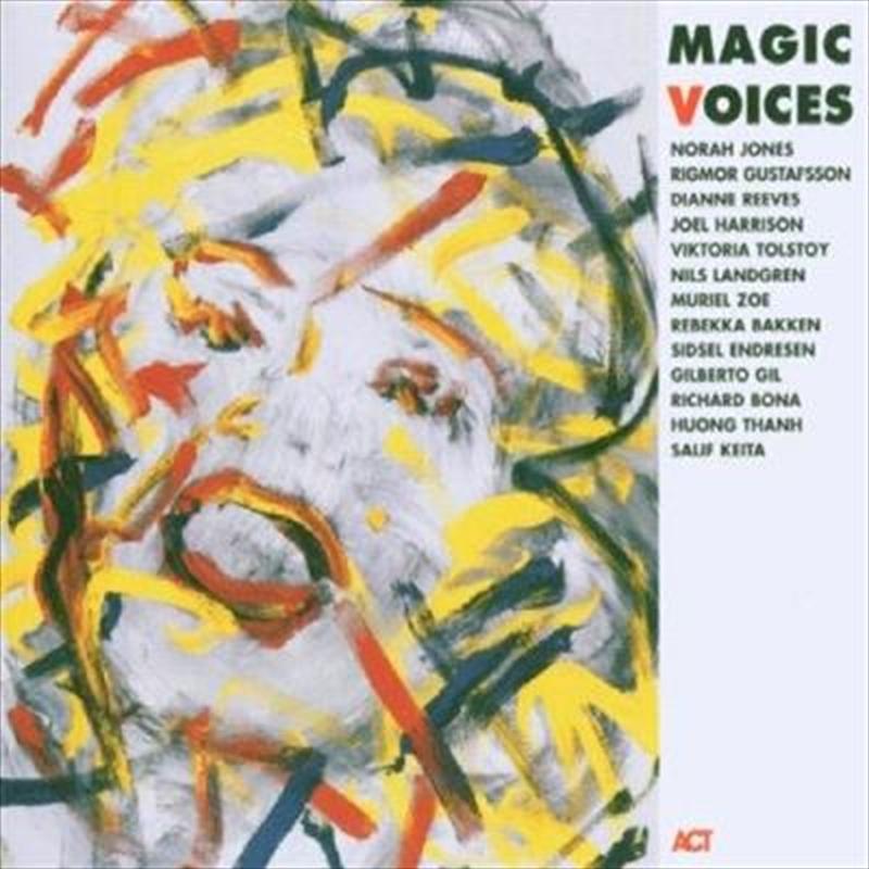Magic Voices | CD