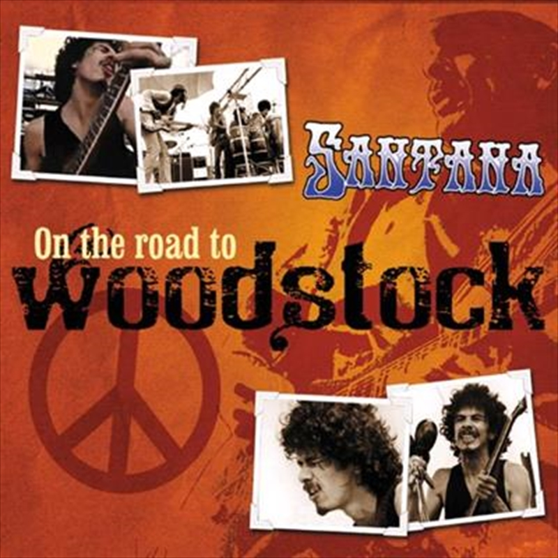 On The Road To Woodstock | CD