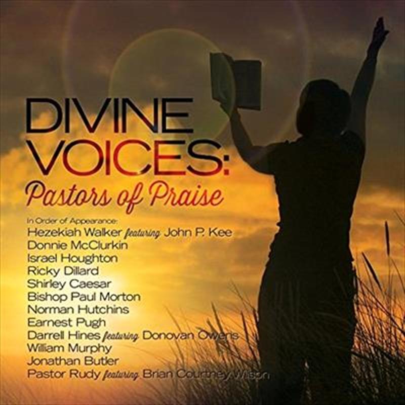 Divine Voices- Pastors Of Praise | CD