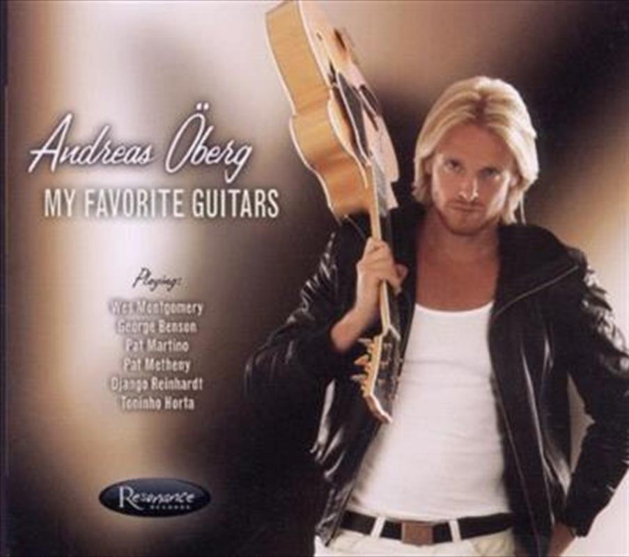 My Favorite Guitars | DVD
