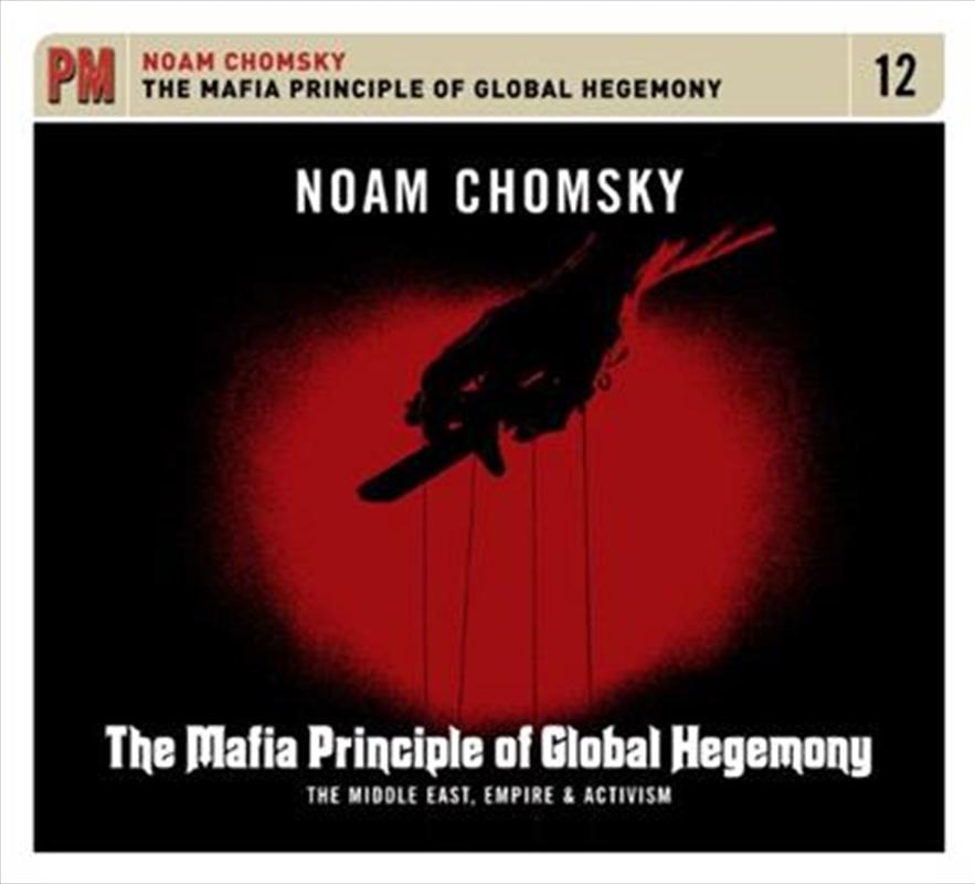 Mafia Principle Of Global Hegemony   CD