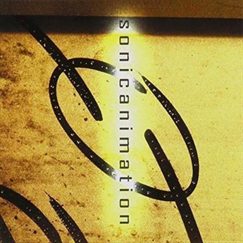 Sonicanimation   CD