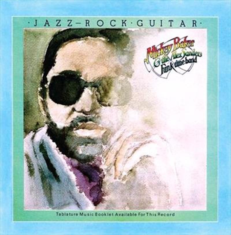 Jazz Rock Guitar | CD