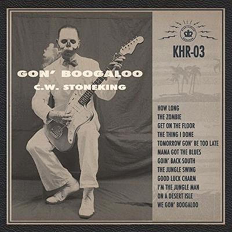 Gon' Boogaloo | CD