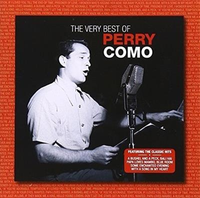 Very Best Of Perry Como, The | CD