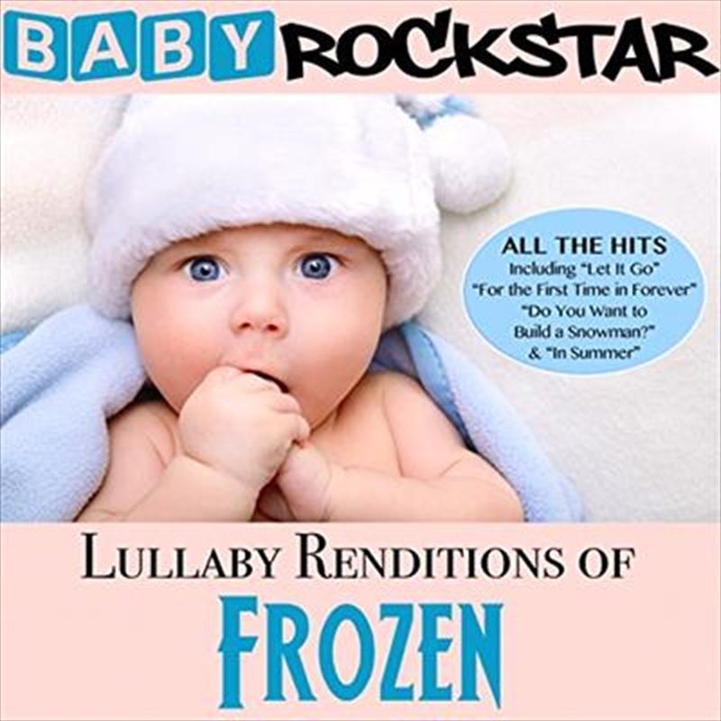 Lullaby Renditions Of Disney's Frozen | CD