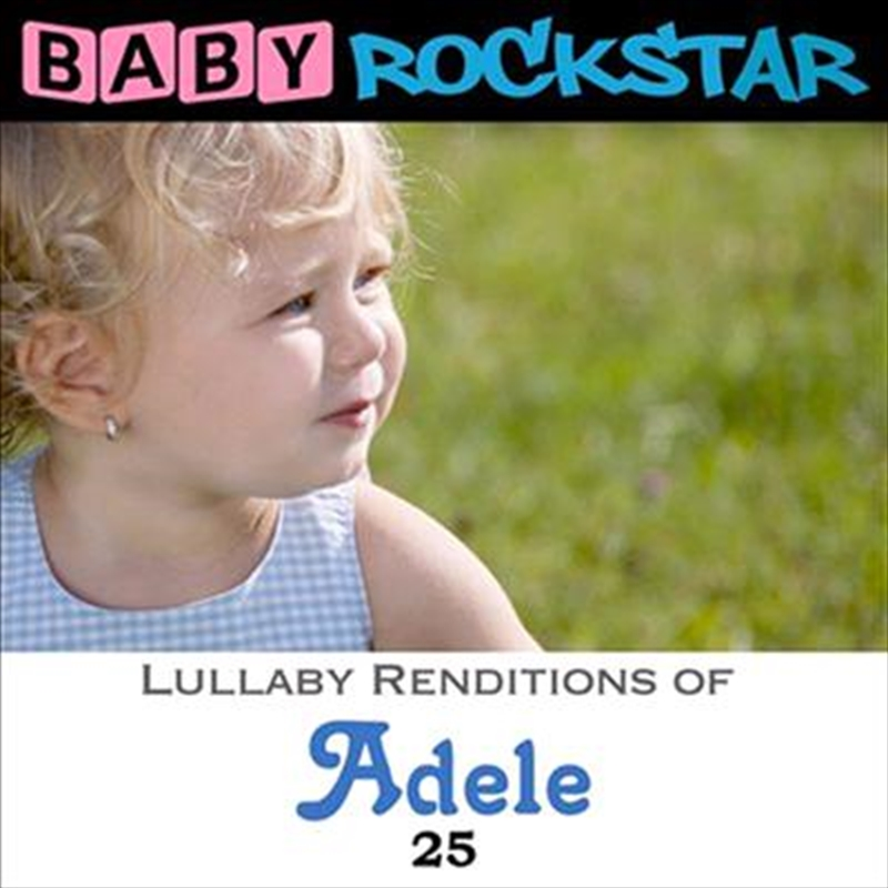 Adele 25- Lullaby Renditions | CD