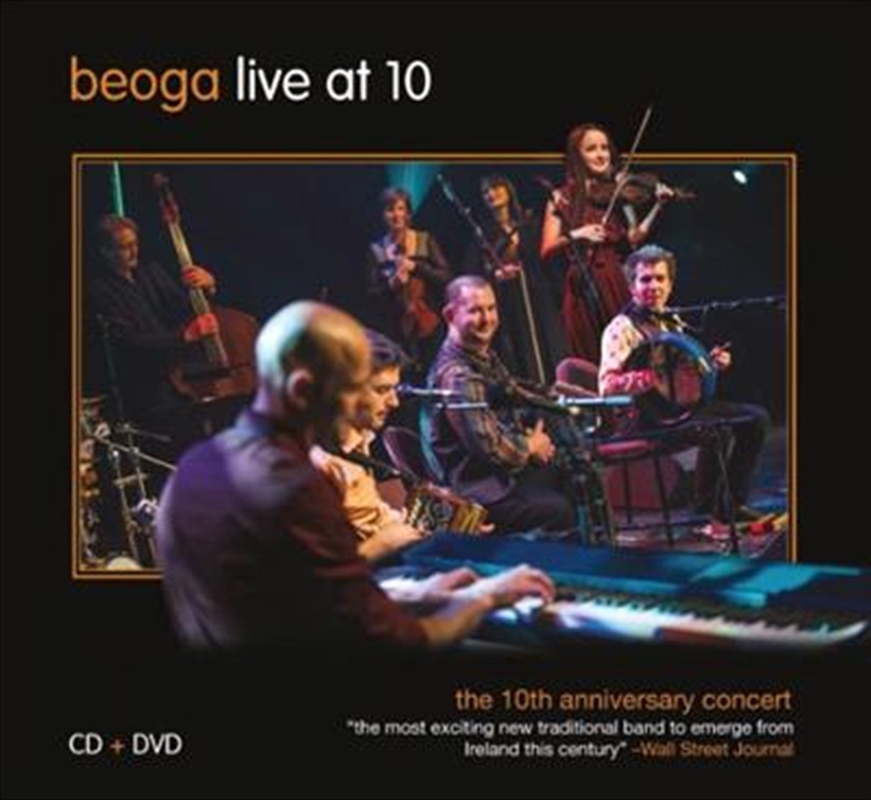 Live At 10- The 10th Anniversary Concert | CD