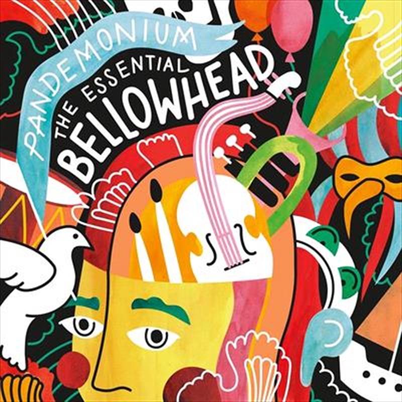 Pandemonium - The Essential Bellowhead | CD