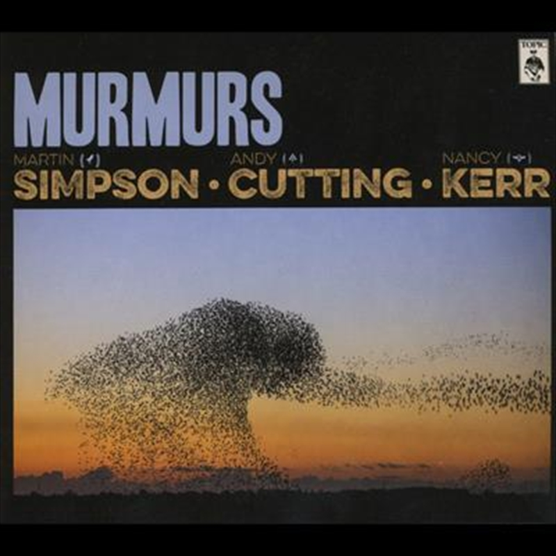 Murmurs | CD