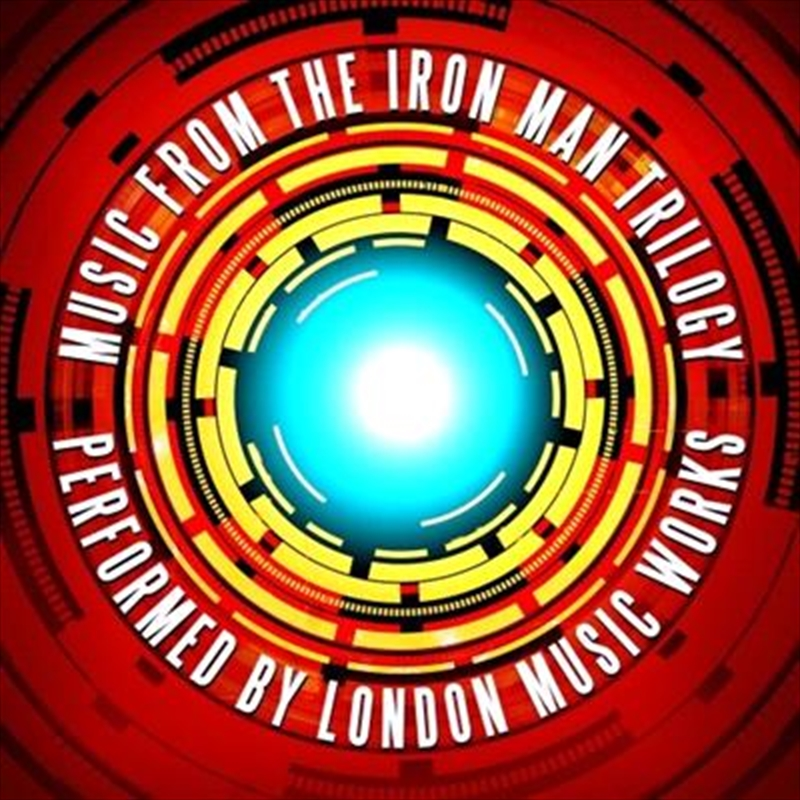 Music From The Iron Man Trilogy | CD