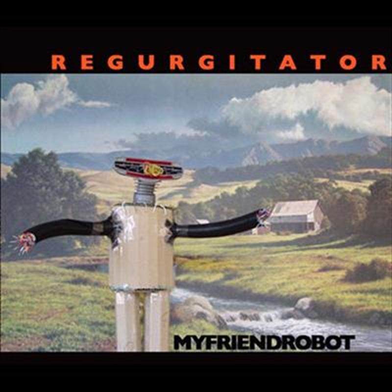 My Friend Robot | CD Singles