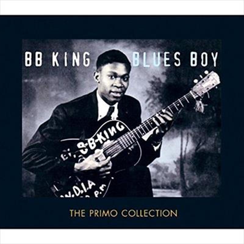 Blues Boy | CD