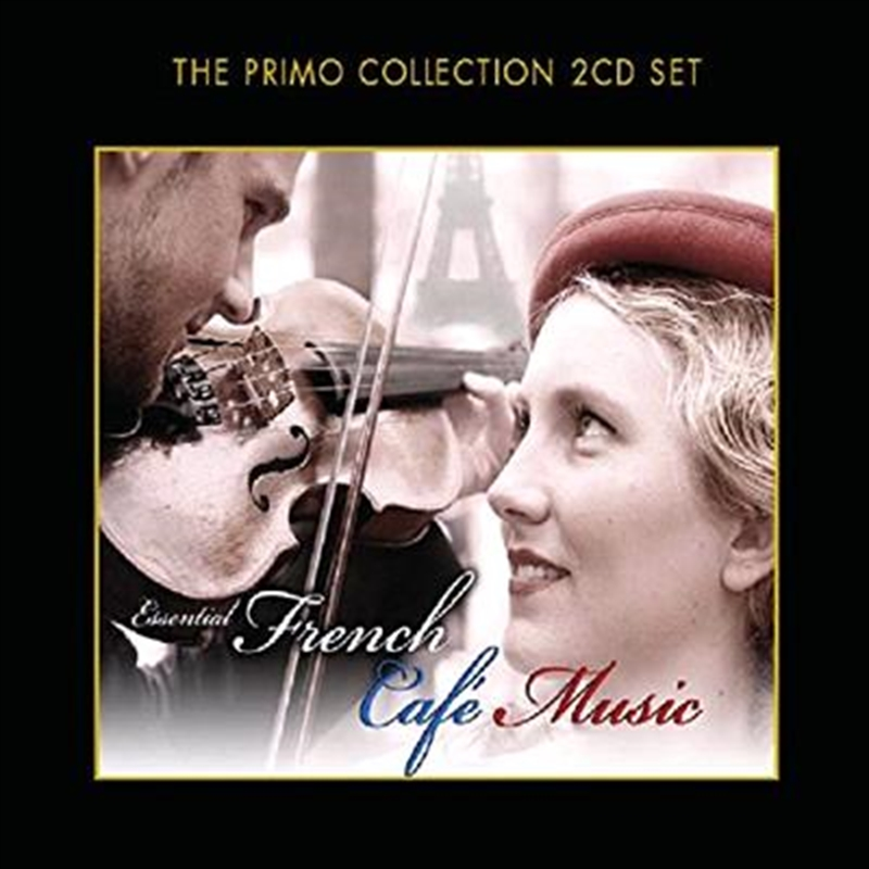 French Cafe Music | CD