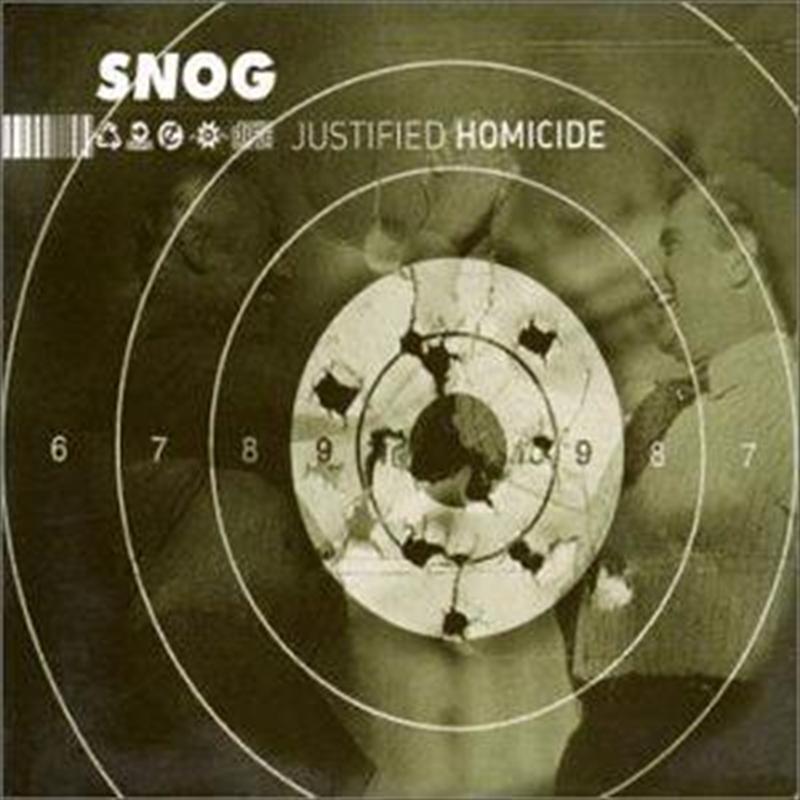 Justified Homicide | CD