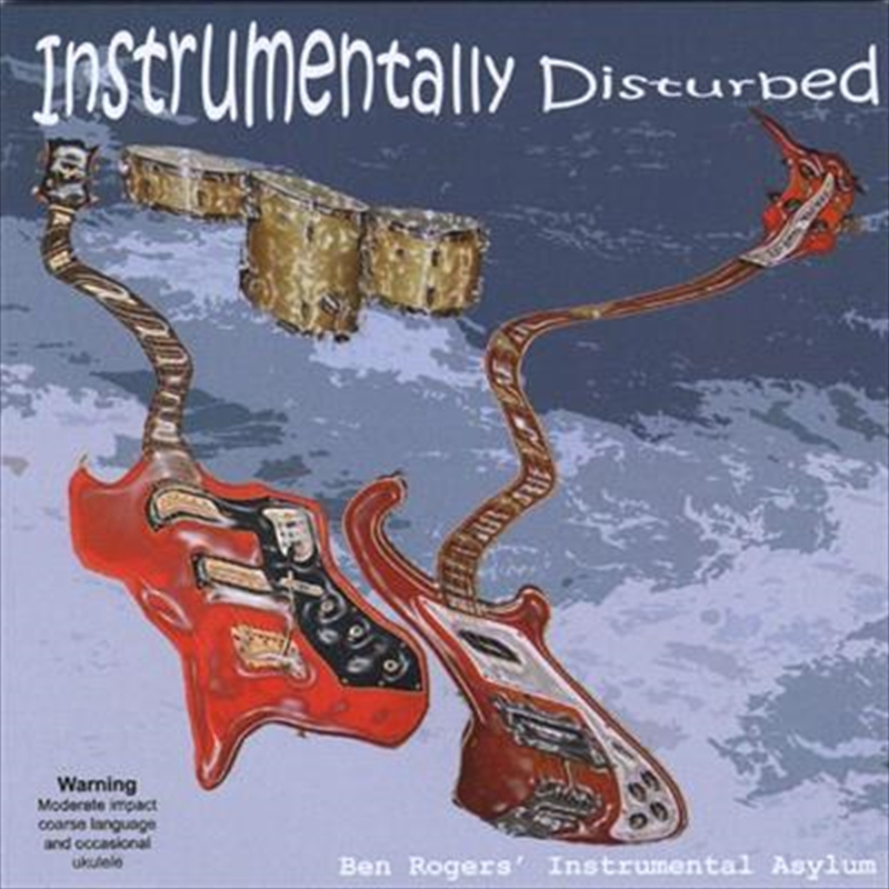 Instrumentally Disturbed | CD