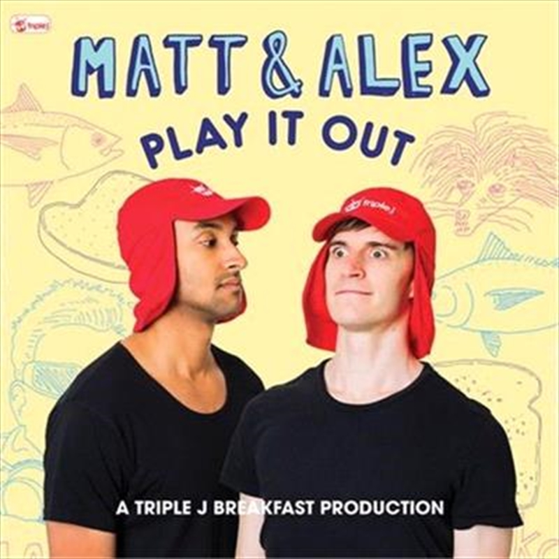 Matt and Alex- Play It Out | CD