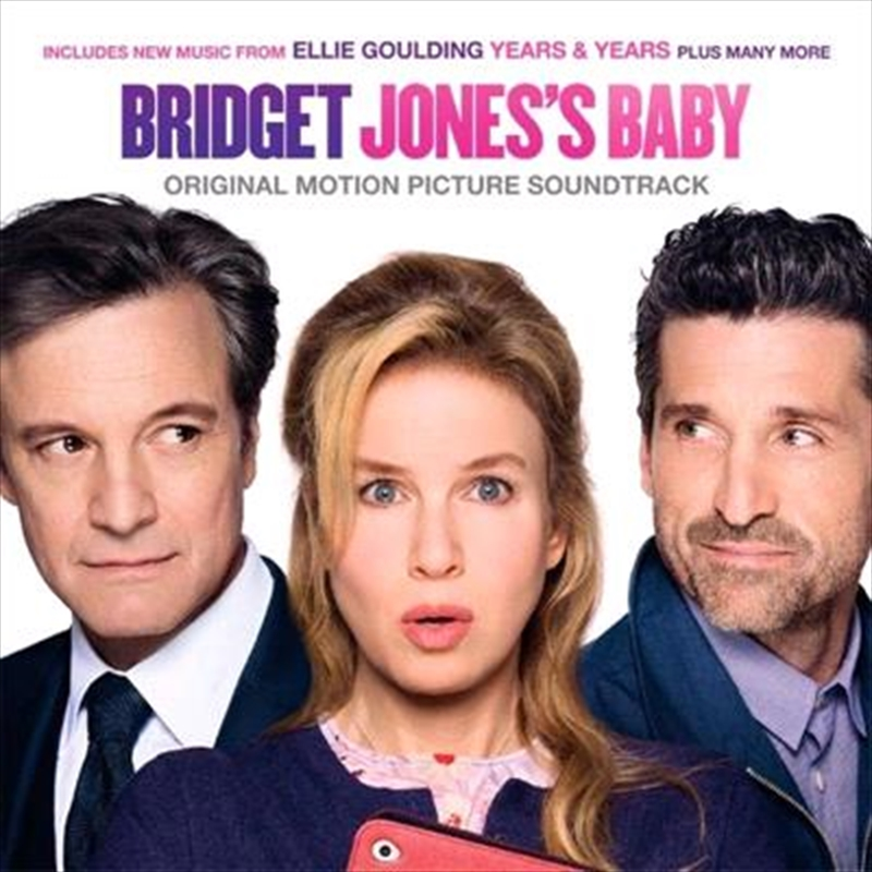 Bridget Jones' Baby | CD