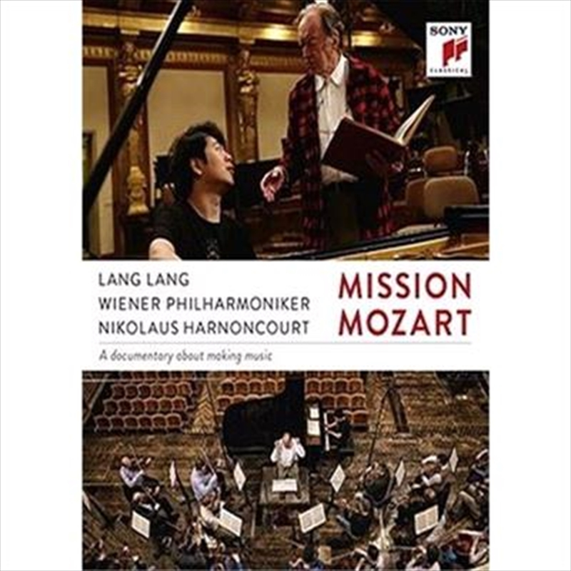 Mission Mozart | DVD