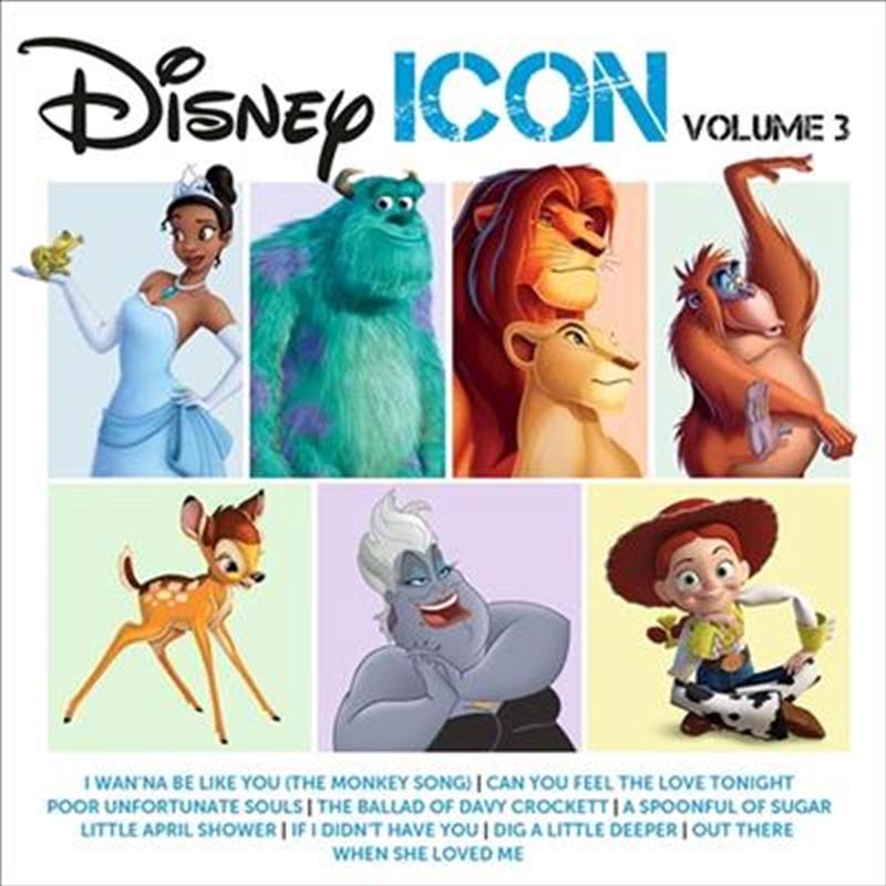 Disney Icon Vol. 3 | CD