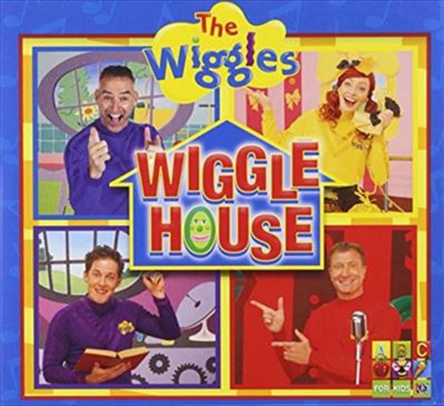 Wiggle House | CD