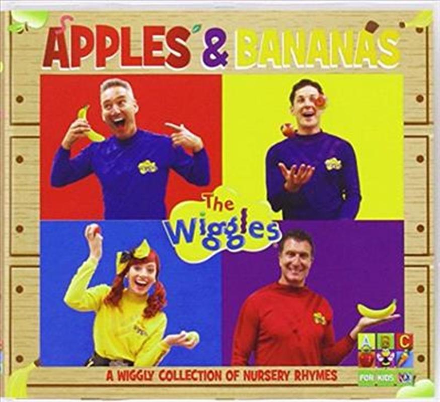 Apples and Bananas   CD