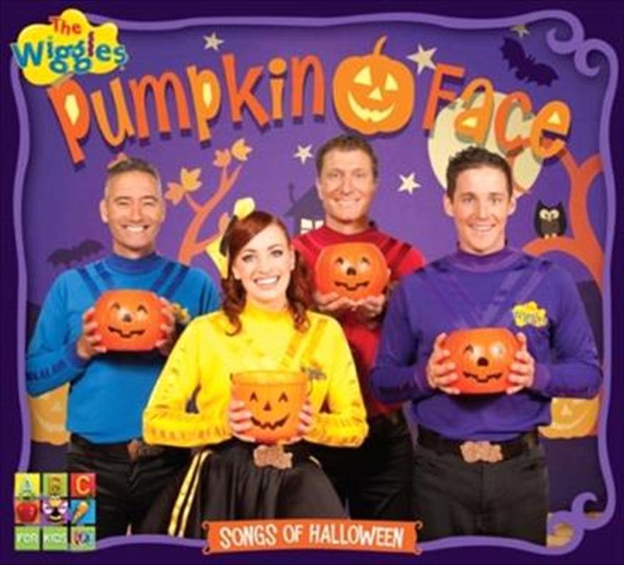 Pumpkin Face | CD