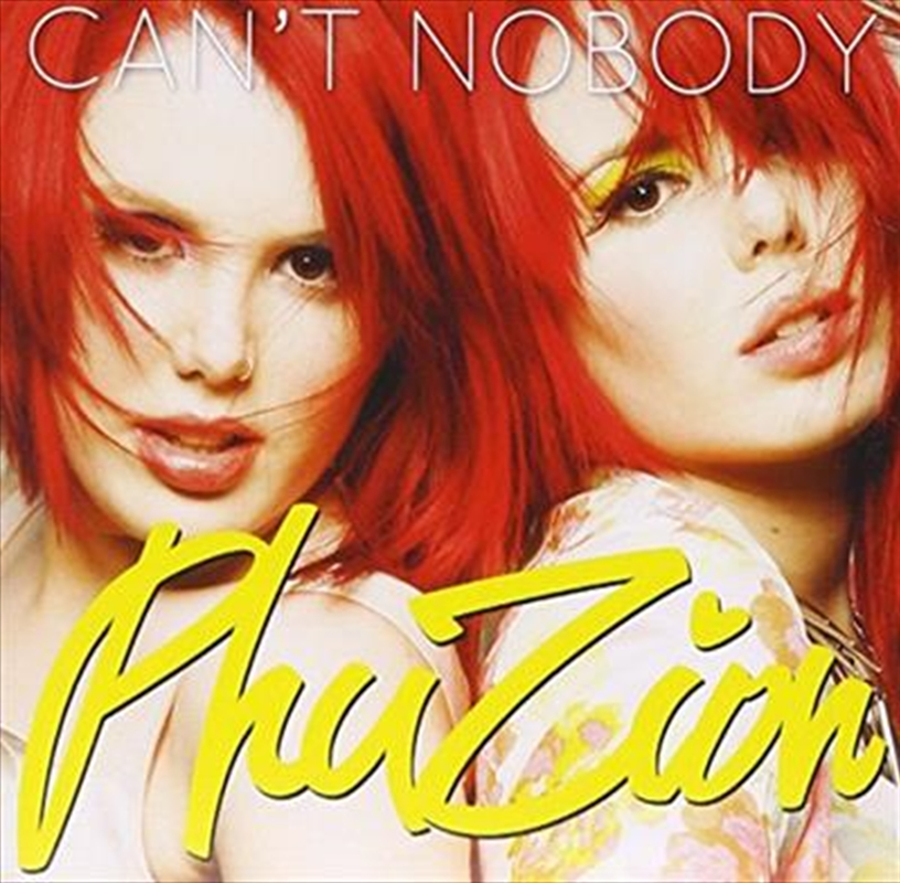 Can't Nobody | CD