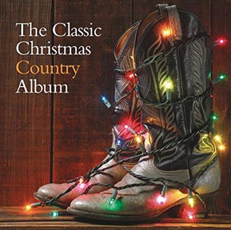 Classic Christmas Country Album | CD