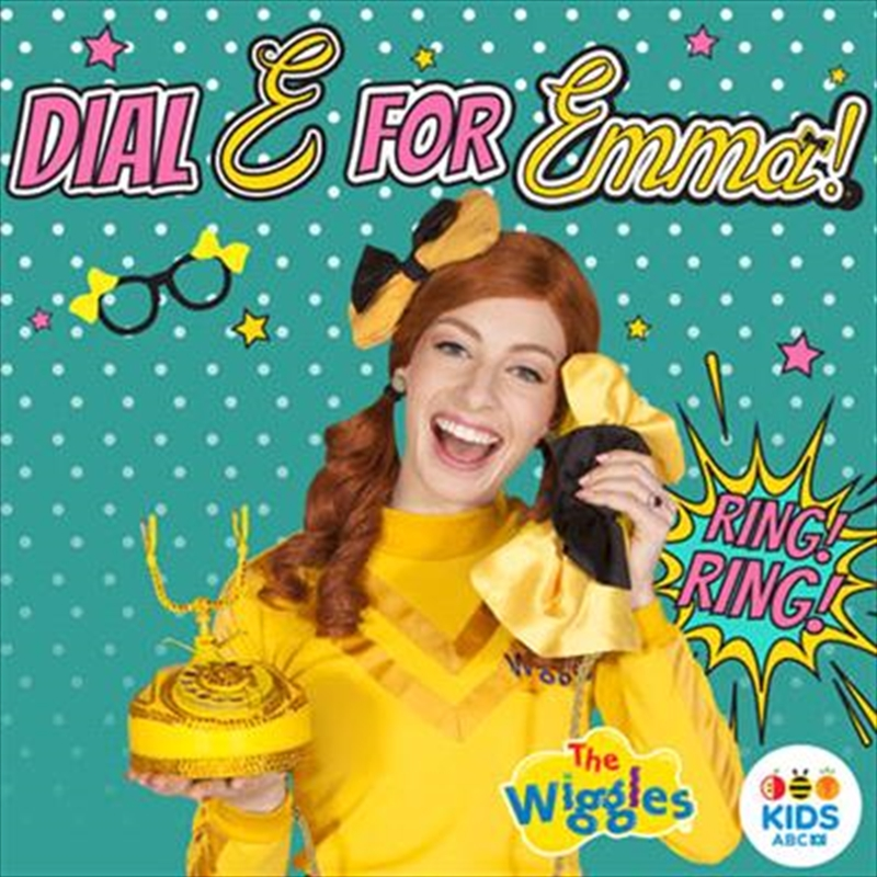 Dial E For Emma | CD