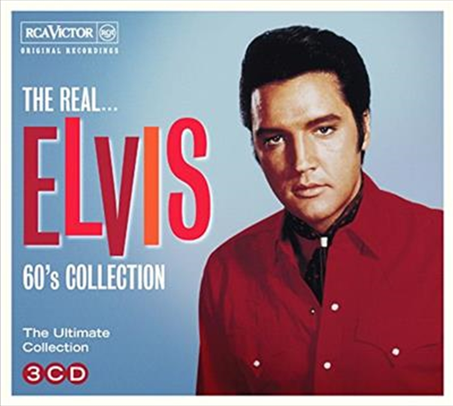 Real… Elvis Presley (the 60s Collection)   CD