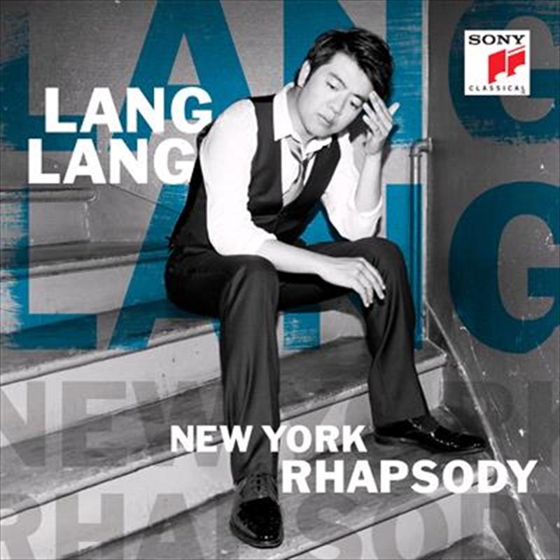 New York Rhapsody | CD