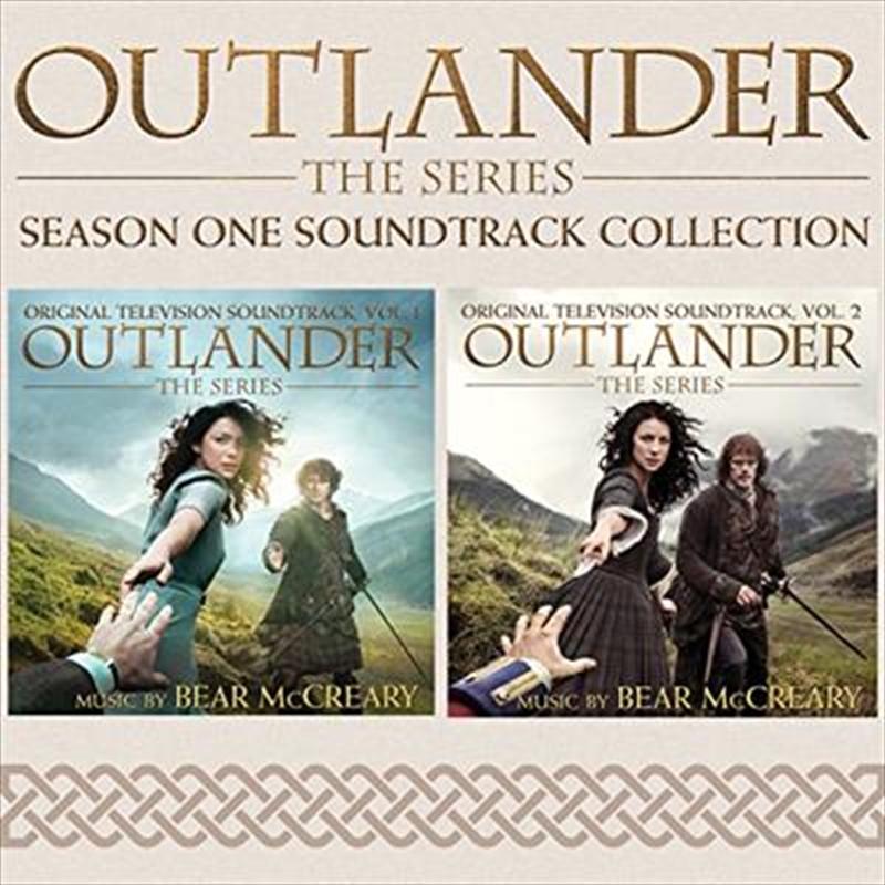 Outlander Season One Soundtrack Collection | CD
