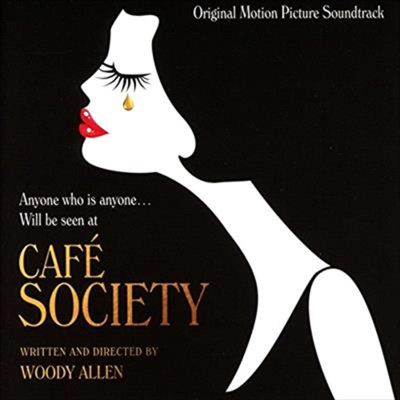 Cafe Society   CD