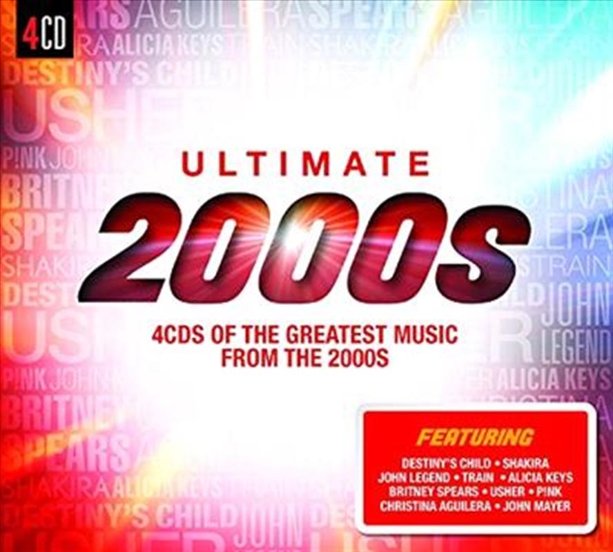 Ultimate . 2000's | CD