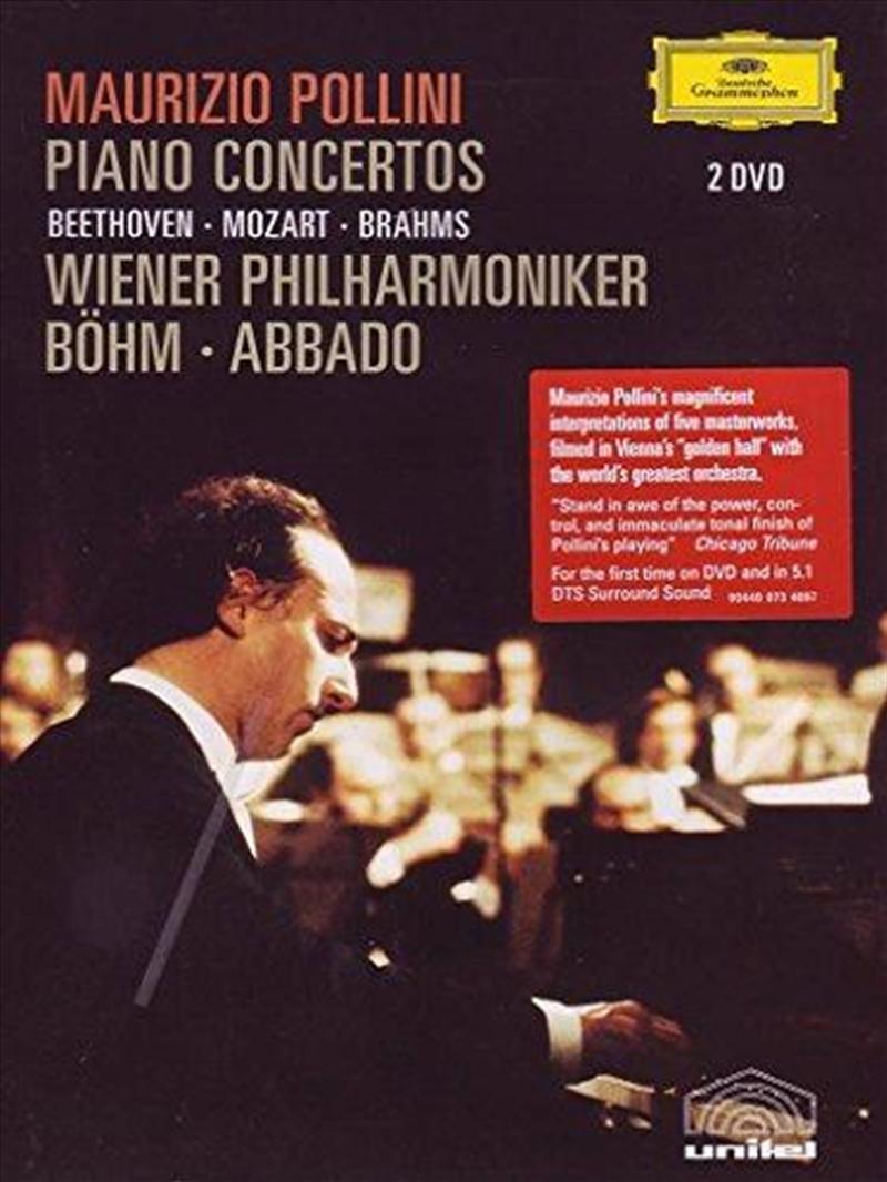 Pollini: Piano Concertos | DVD