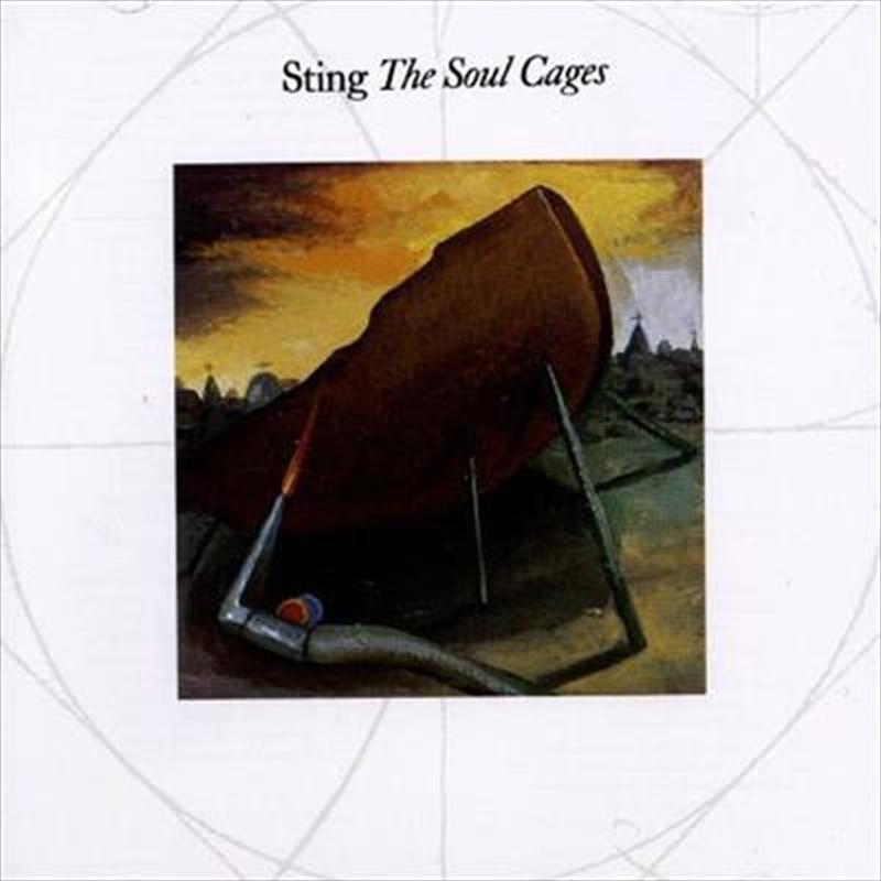 Soul Cages   CD