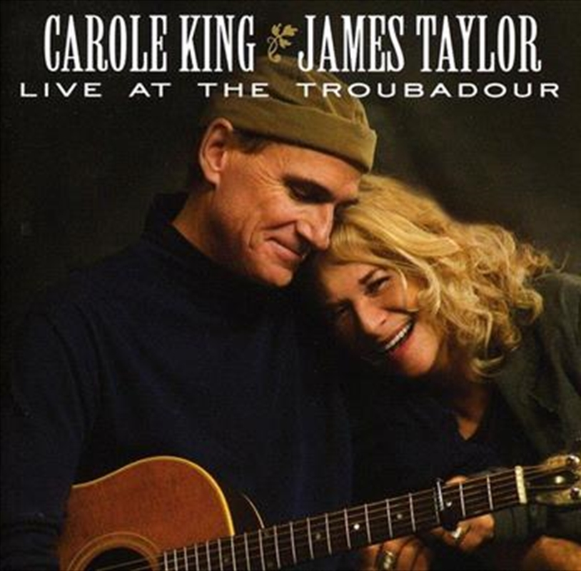 Live At The Troubadour   CD