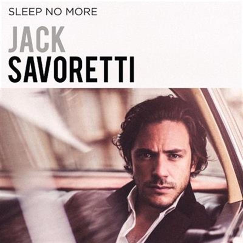 Sleep No More | CD